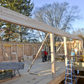Boise Cascade Douglas Fir GluLam Beams Available from Kuiken Brothers Locations in NJ & NY