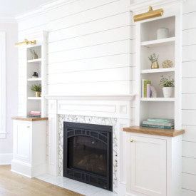 Kuiken Brothers Classical Moulding Profiles Focal Point of Inspired Residential Remodel