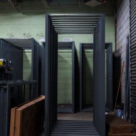 How To Install a Steel Door Frame in Masonry Construction - Kuiken Brothers Commercial Door & Hardware