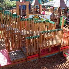 Kuiken Brothers Sponsors Warwick Playground Dreams - Volunteers Needed April 22nd-28th