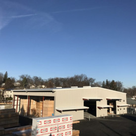 Kuiken Brothers Emerson, NJ Drive-Through Warehouses Stocked, Now Open