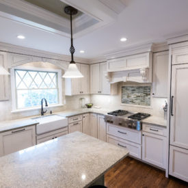 Kuiken Brothers Kitchen Cabinetry Project in Hillsdale, New Jersey
