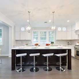 Kuiken Brothers Kitchen Cabinetry Project in Glen Rock, New Jersey