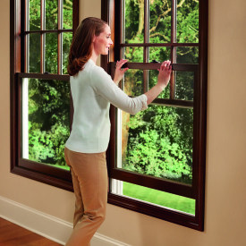 Marvin Windows Next Generation Double-Hung Window available at Kuiken Brothers Locations in NJ & NY