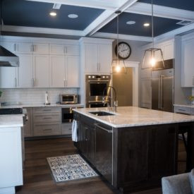 Kuiken Brothers Kitchen Cabinetry Project in Wyckoff, New Jersey