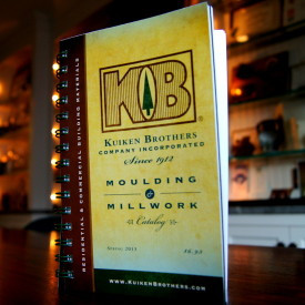 Video: Kuiken Brothers Moulding & Millwork Catalog Overview