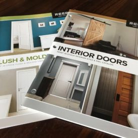 REEB Millwork (ThermaTru, Simpson, Interior and Pre-Finished Door Options) LIVE Demo Days at Kuiken Brothers Locations in NJ & NY March 12 - 15, 2019