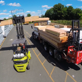 Bird's Eye View of Succasunna, NJ Residential & Commercial Building Materials Location