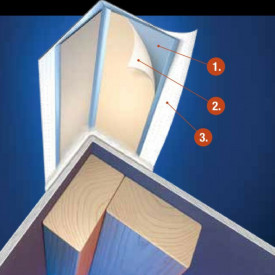 CertainTeed's NO-COAT For Fast Drywall Corners - In-Stock at Kuiken Brothers Locations in NJ & NY