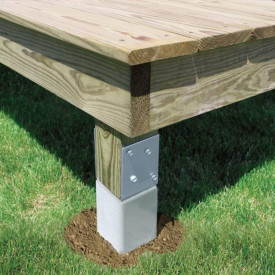 Perma-Column Pre-Cast Concrete Deck Posts Receive ICC Certification - In-Stock at Kuiken Brothers