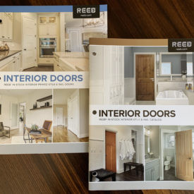 New Cost Competitive Stile & Rail Door Options Available at Kuiken Brothers Locations in NJ & NY