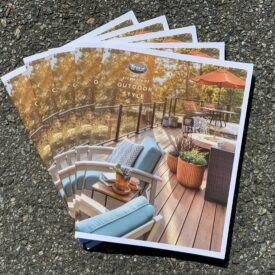 A Closer Look into the 2021 Trex Deck & Railing Product Catalog - Available at Kuiken Brothers, NJ & NY
