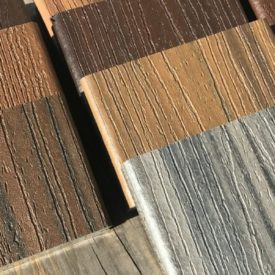 Recommended Replacements for Discontinued Trex Transcend Decking Colors - In-Stock at Kuiken Brothers NJ & NY