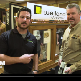Weiland Door from Andersen Windows Interview with John Hourihan @heresjohnnyrcb - Available at Kuiken Brothers in NJ & NY
