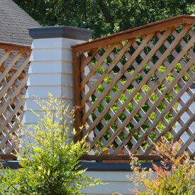Lattice & Screen Panels from Woodway Available at Kuiken Brothers in NJ & NY