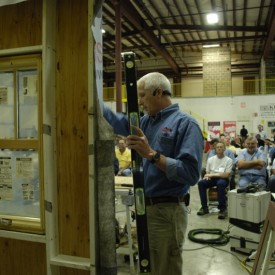 Kuiken Brothers Hosts Katz Roadshow Finish Carpentry Clinic featuring Gary Katz and Rick Arnold - Succasunna, NJ