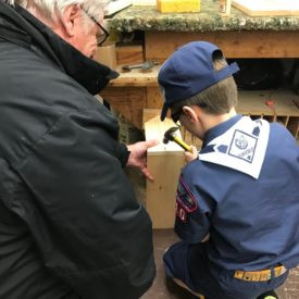 Kuiken Brothers in Midland Park, NJ Hosts Ramsey and Wyckoff Cub Scouts
