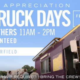 CertainTeed LIVE Demo Day and Food Truck Event at Kuiken Brothers in Garfield, NJ September, 17th 2021