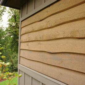 Haida Wavy Edge Cedar Skirl Siding In-Stock at Kuiken Brothers Locations in NJ & NY