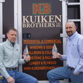 Kuiken Brothers Ranks Highest In Country for Andersen Window Customer Service
