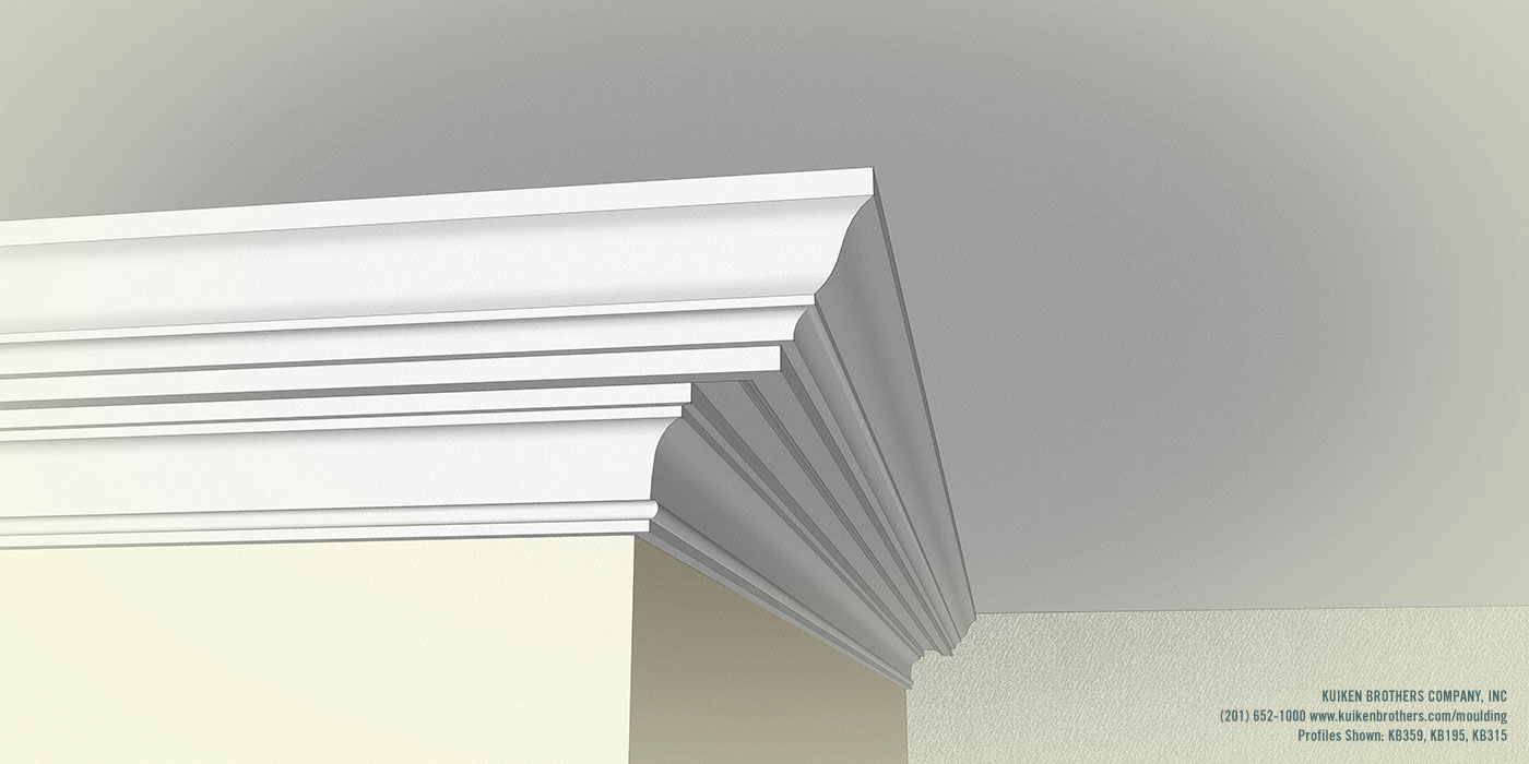 Boxed cornice details kuiken brothers for Colonial cornice