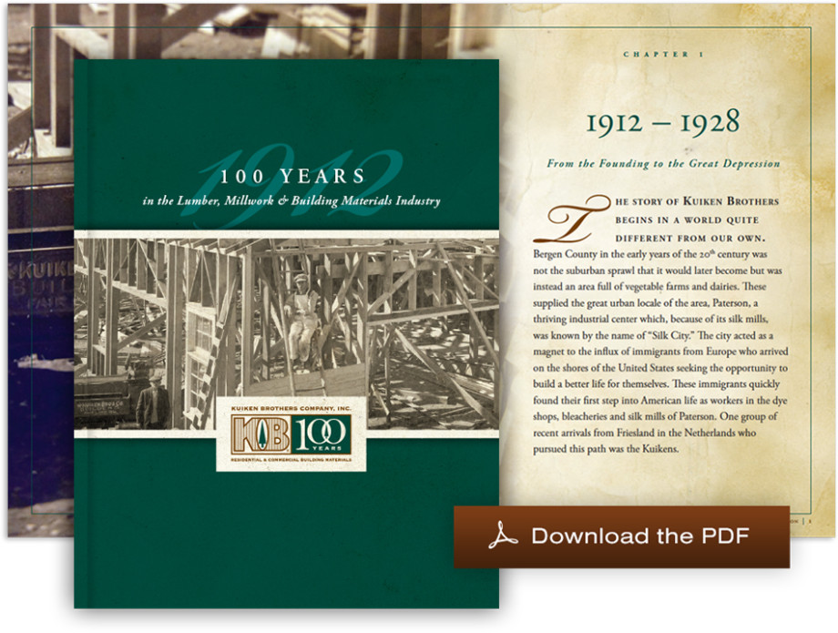 100th Anniversary Book - Click to download the PDF