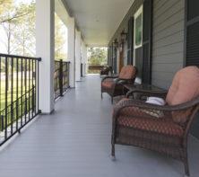 Aeratis PVC Porch Flooring - IN-STOCK