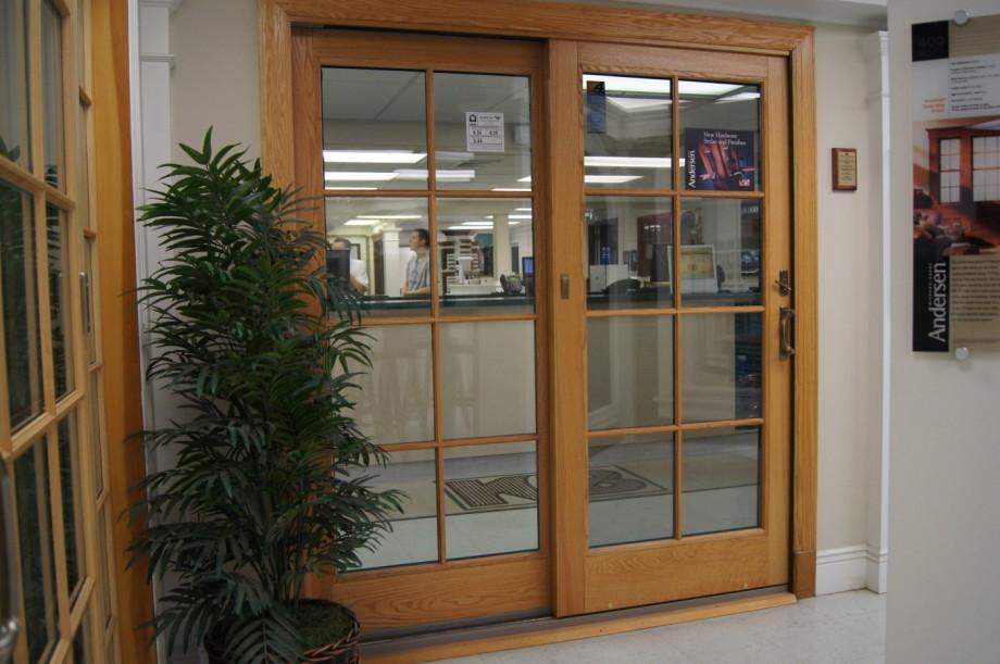 Andersen Patio Doors : Live in store demo days with andersen windows doors at