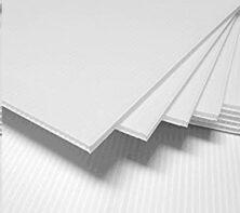 Correx Corrugated Plastic 4' x 8' Sheets
