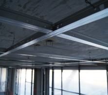 Ceiling Tiles & Suspension Systems