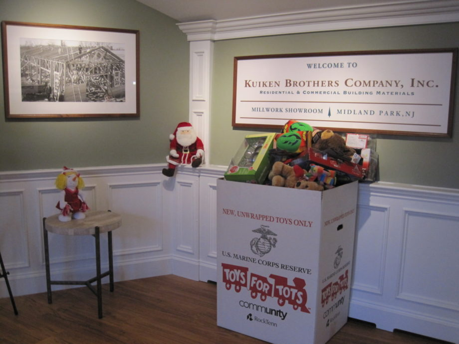 Each Of Our 8 Locations Has Been Set Up As Official Drop Location For Toys Tots Please Be Sure To Stop By Your Local Kuiken Brothers And Off A New