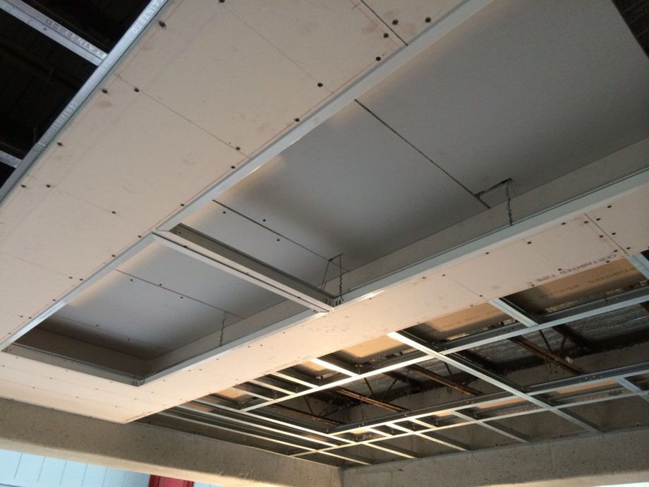 Certainteed S Drywall Suspension System At Kuiken Brothers