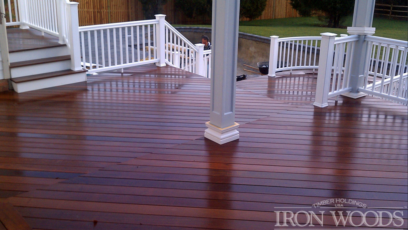 Iron Woods Ipe Decking Available at- Kuiken Brothers NJ NY (2)