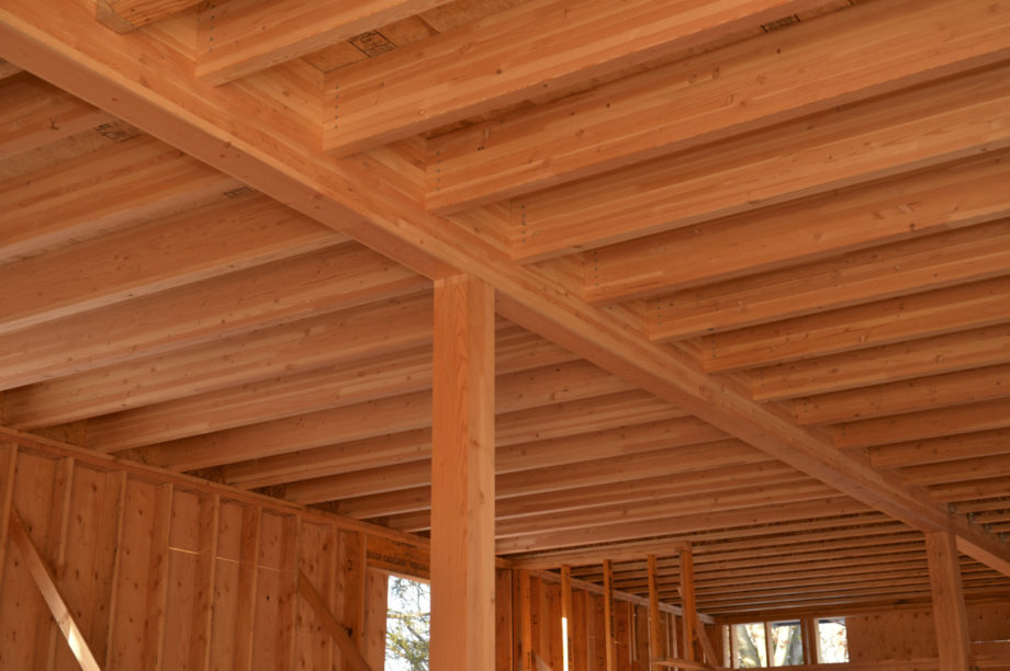 Boise Cascade Douglas Fir Glulam Beams Available From