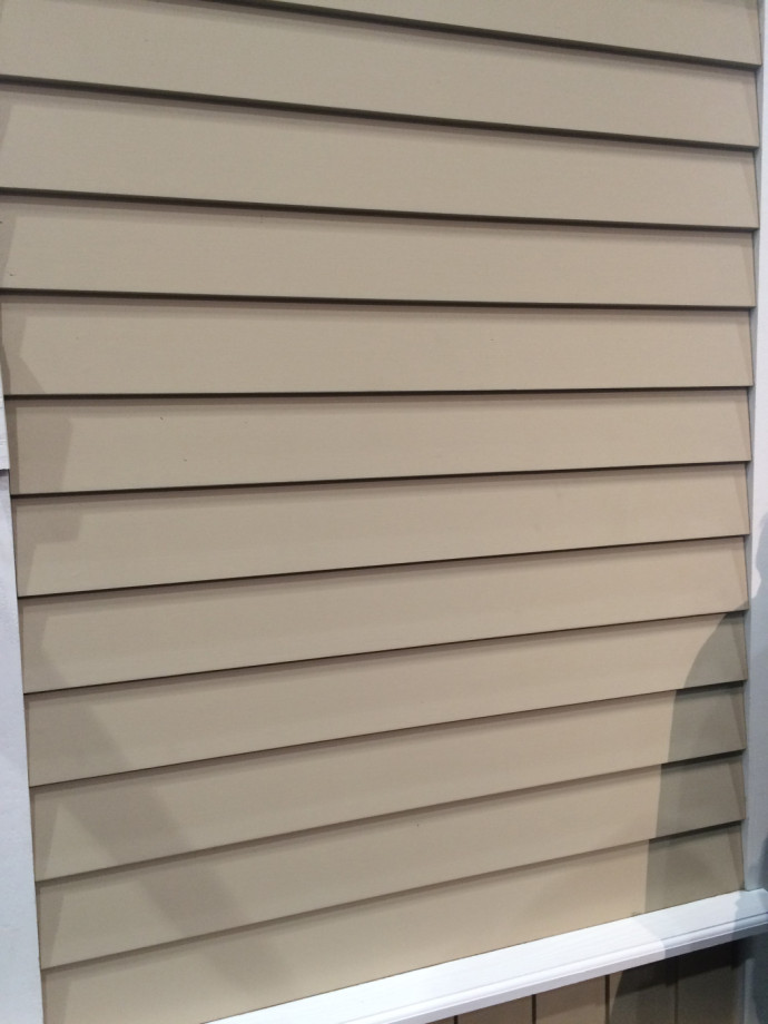 Boral Bevel Poly Ash Siding Now In Stock At Kuiken