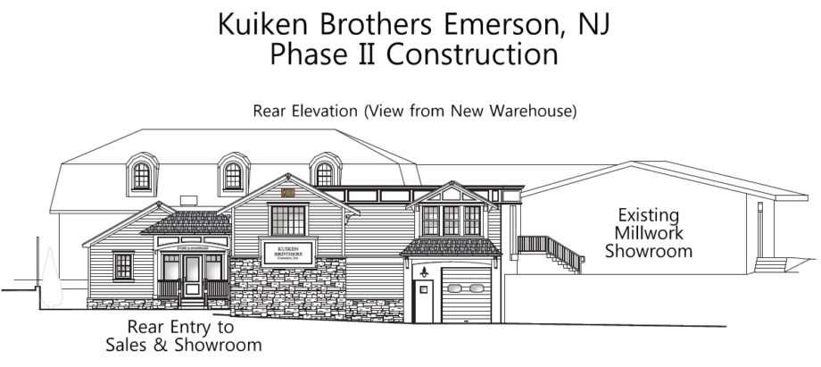 Kuiken Brothers Emerson, NJ Phase II Construction
