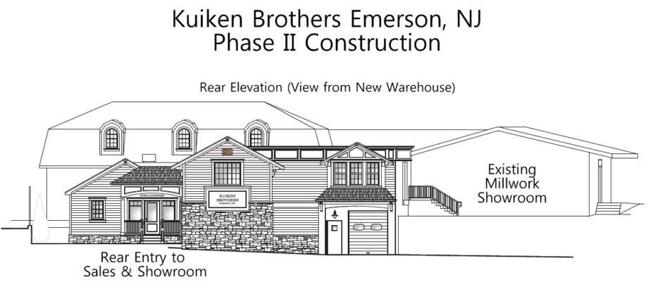 Kuiken Brothers Emerson, NJ Phase II Construction