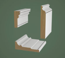 CLASSICAL MOULDING - Federal