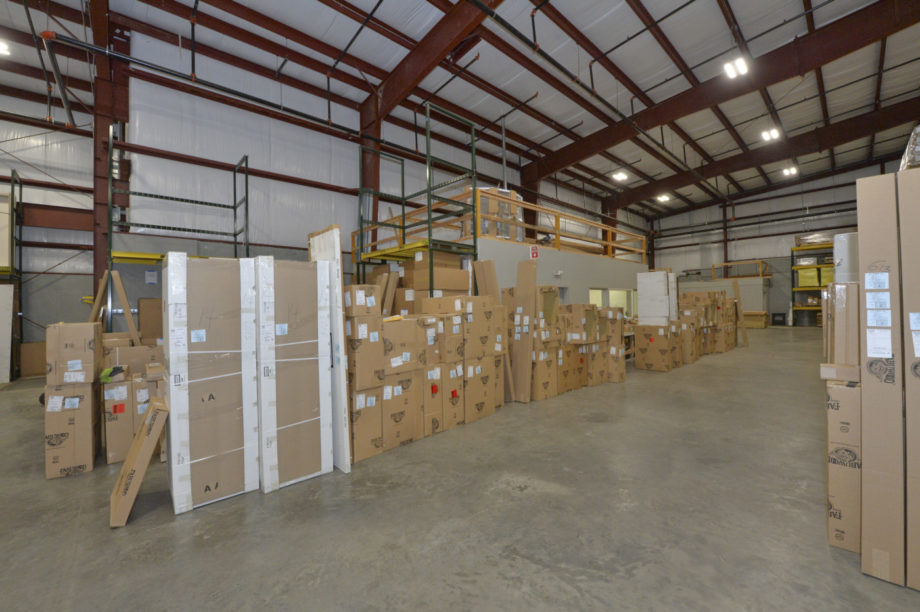 Video Kuiken Brothers Emerson NJ Drive Through Warehouses Stocked Now Open