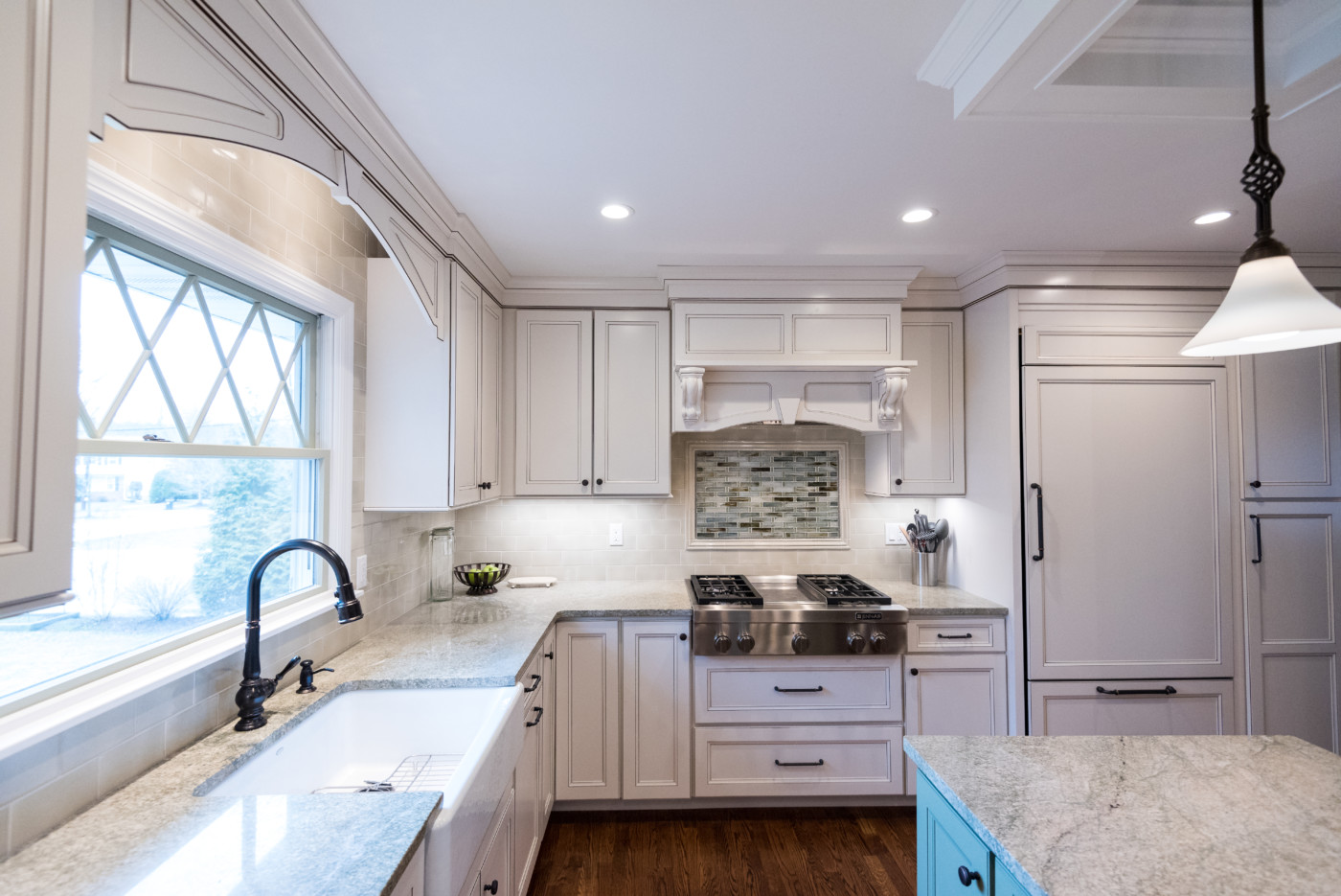 Kuiken Brothers Kitchen Cabinetry Project In Hillsdale New Jersey Kuiken Brothers