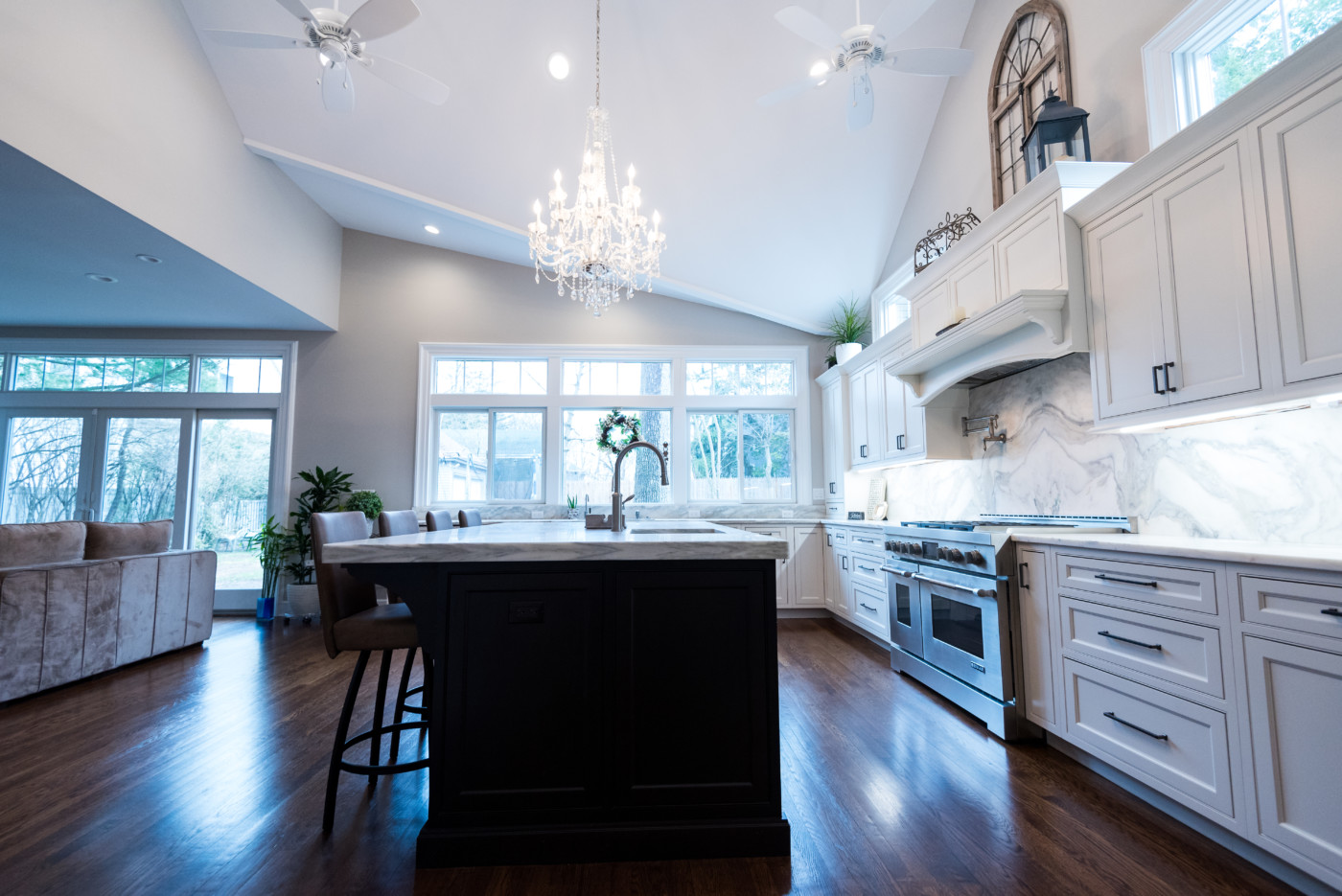 Kuiken Brothers Kitchen Cabinetry Project In Nutley New Jersey Kuiken Brothers