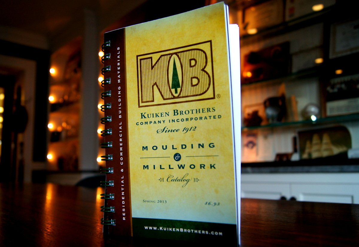Moulding And Millwork Catalog : Video kuiken brothers moulding millwork catalog
