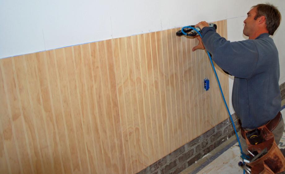 beadboard plywood 1