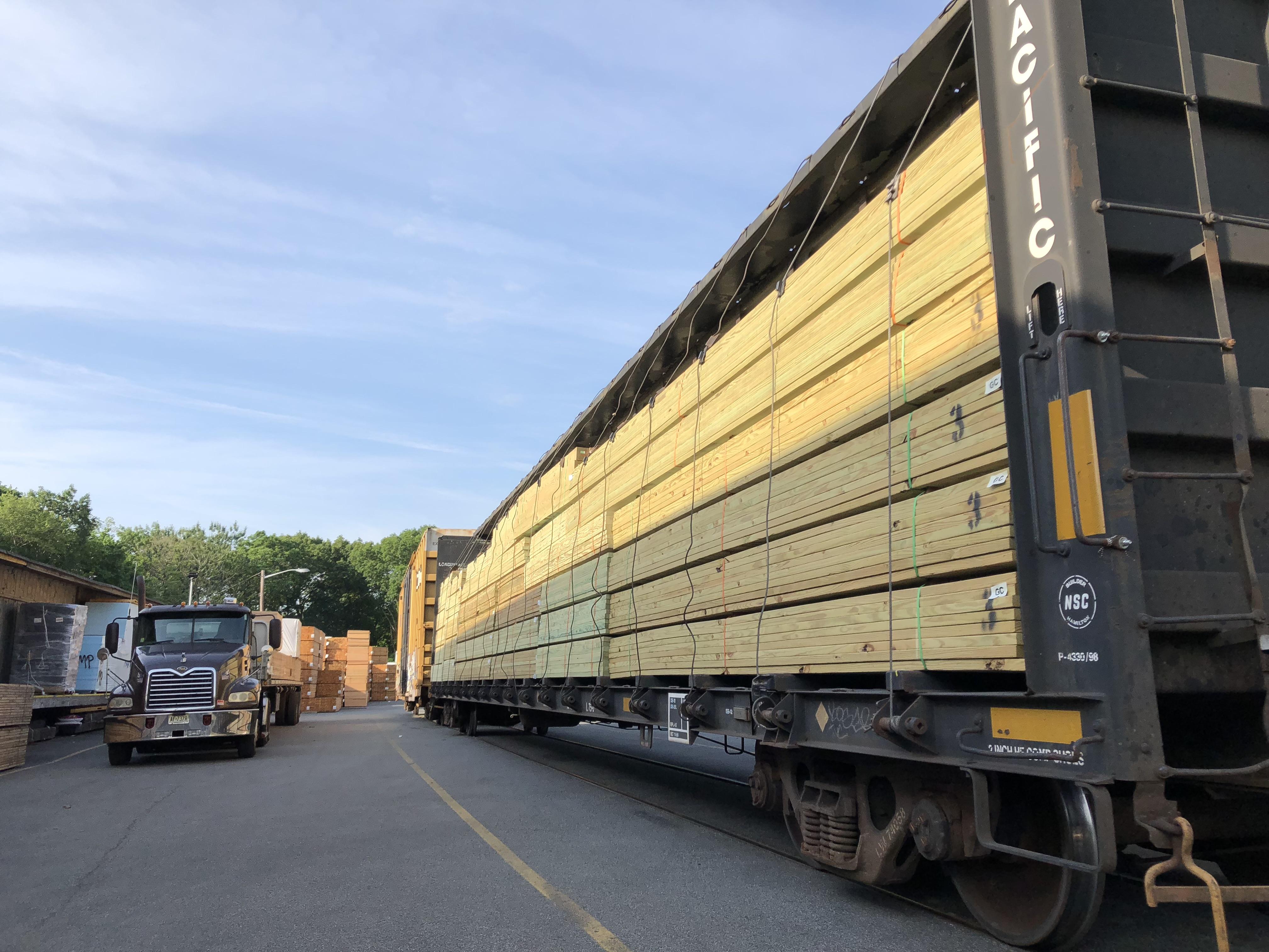 Premium Pressure Treated Lumber In-Stock at Kuiken Brothers