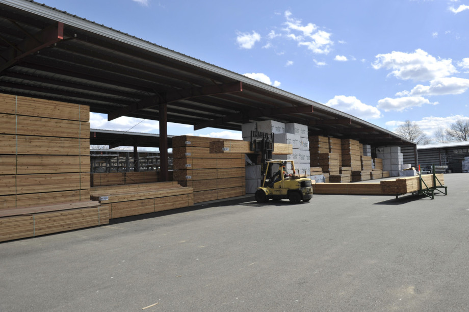 Kuiken Brothers Succasunna Lumberyard Lumber Plywood Decking Moulding Engineered Windows Doors (11)