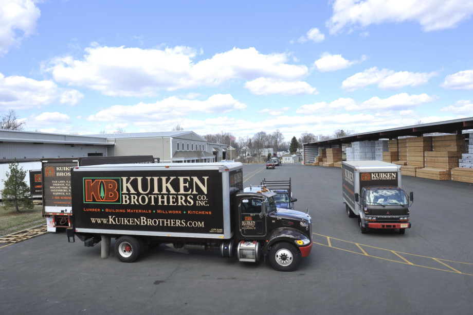 Kuiken Brothers Succasunna Lumberyard Lumber Plywood Decking Moulding Engineered Windows Doors (14)