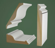 CLASSICAL MOULDING - Traditional Revival
