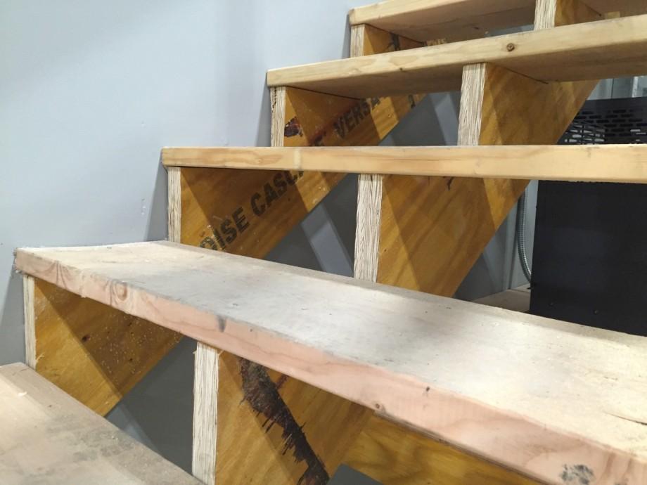 boise cascade engineered wood lvl for custom made stair stringers
