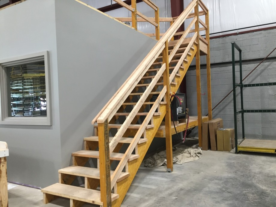 Boise Cascade Engineered Wood Lvl For Custom Made Stair
