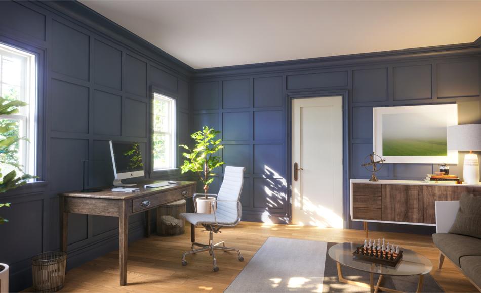 Modern Craftsman Hudson River Study